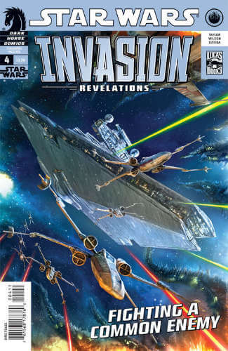 Invasion: Revelations #4