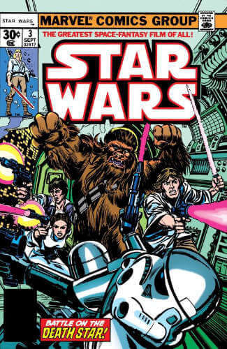 Star Wars (1977) #03: Death Star!