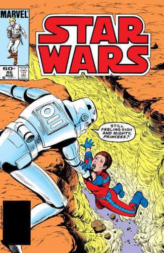 Star Wars (1977) #86: The Alderaan Factor