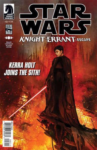 Knight Errant: Escape #2