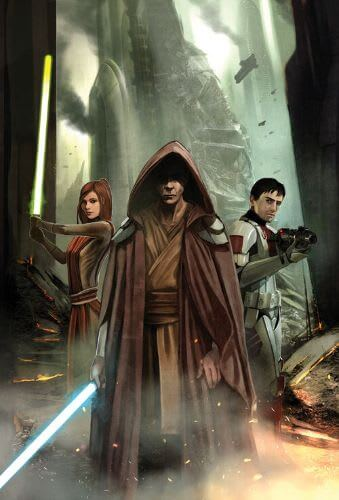 Legends Epic Collection: The Old Republic Vol. 4