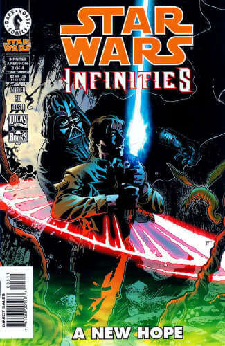 Star Wars Infinities: A New Hope #3