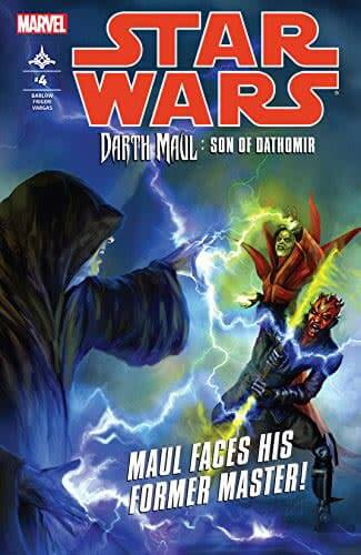 Darth Maul: Son of Dathomir, Part 4