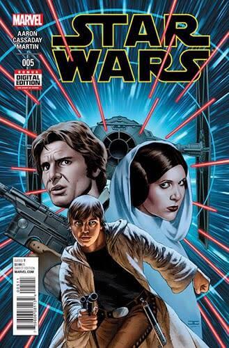 Star Wars (2015) #05: Skywalker Strikes, Part V