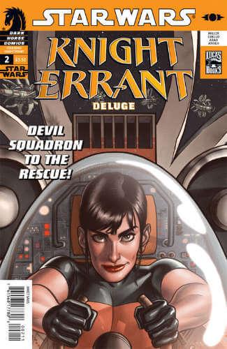 Knight Errant: Deluge #2
