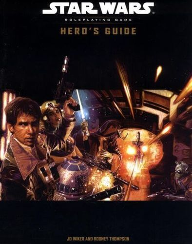 Star Wars Roleplaying Game: Hero's Guide