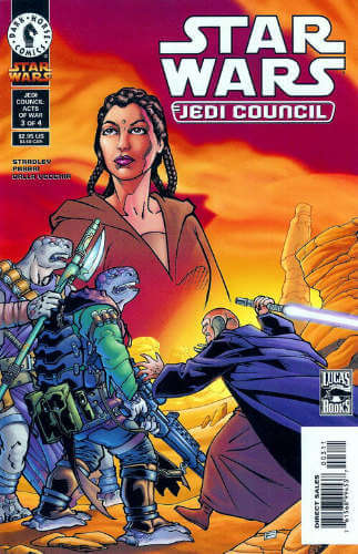 Jedi Council: Acts of War #3