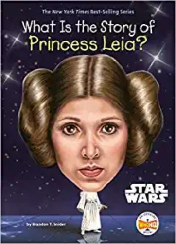 What is the Story of Princess Leia