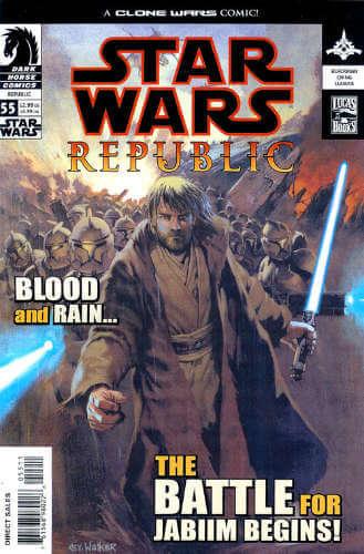 Republic #55: The Battle of Jabiim, Part 1