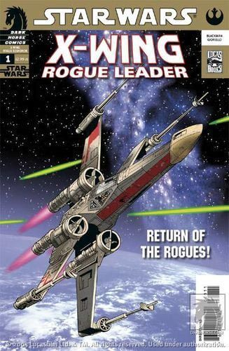 X-Wing: Rogue Leader #1