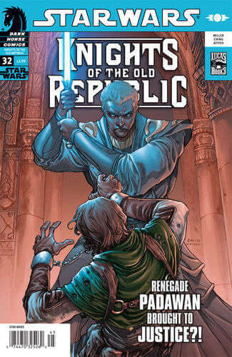 Knights of the Old Republic #32: Vindication, Part 1