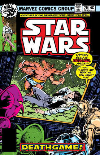 Star Wars (1977) #20: Deathgame