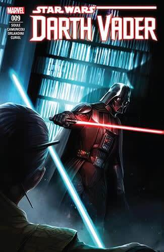 Darth Vader: Dark Lord of the Sith 09: The Dying Light, Part III