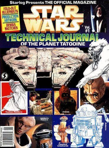 Star Wars Technical Journal (Volume One) of the Planet Tatooine