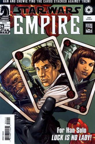 Empire #24: Idiot's Array, Part 1
