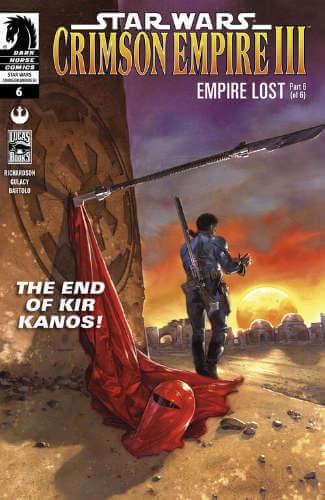 Crimson Empire III: Empire Lost #6