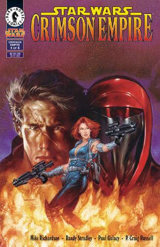Crimson Empire #4
