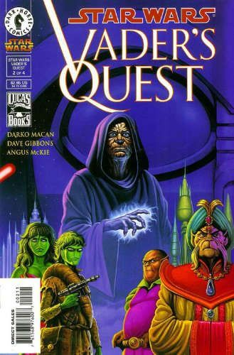 Vader's Quest #2