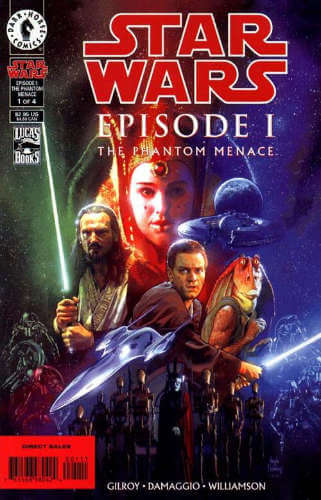 Episode I: The Phantom Menace #1