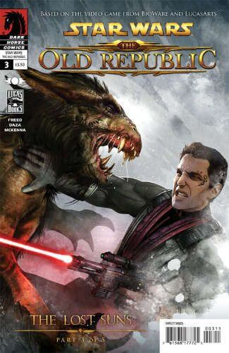 The Old Republic: The Lost Suns #3