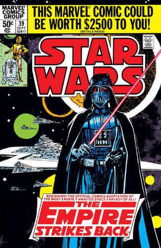 Star Wars (1977) #39: The Empire Strikes Back: Beginning