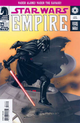 Empire #14: The Savage Heart