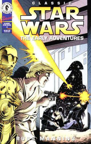 Classic Star Wars: The Early Adventures #3