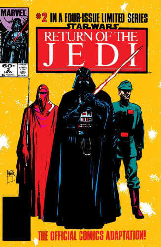 Return of the Jedi #2: The Emperor Commands