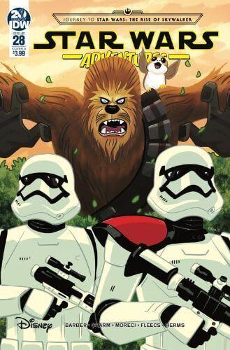 Star Wars Adventures (2017) #28