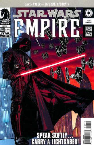 Empire #31: The Price of Power