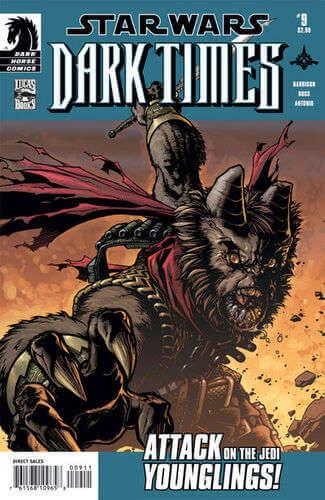 Dark Times #09: Parallels, Part 4