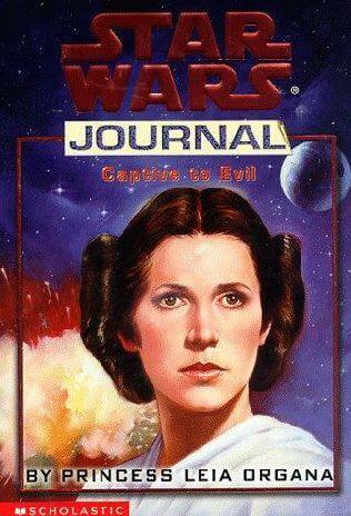 Star Wars Journal: Captive to Evil