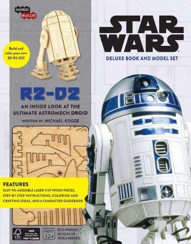 R2-D2 Deluxe Book and Model Set