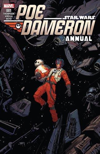 Poe Dameron Annual 1