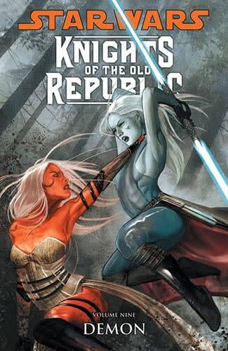 Knights of the Old Republic Volume 9: Demon