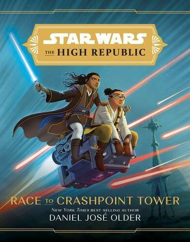 The High Republic: Race To Crashpoint Tower