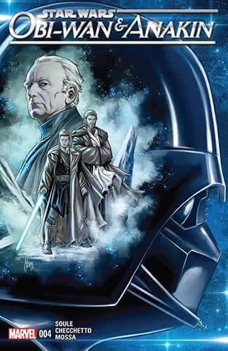 Obi-Wan & Anakin, Part IV