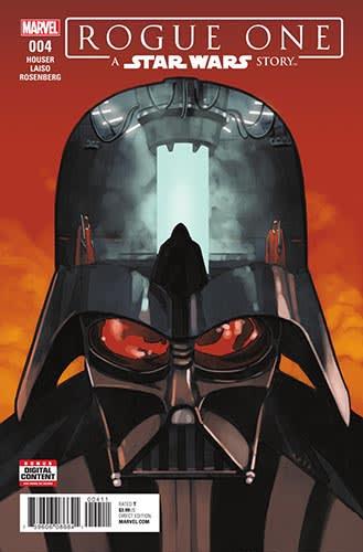 Rogue One: A Star Wars Story Adaptation #4