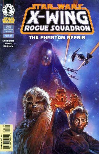 X-Wing Rogue Squadron #07: The Phantom Affair, Part 3