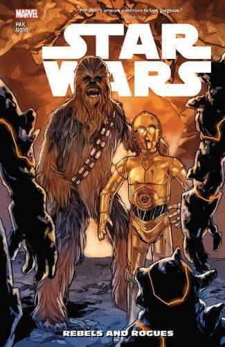 Star Wars (2015) Vol. 12: Rebels And Rogues (Trade Paperback)