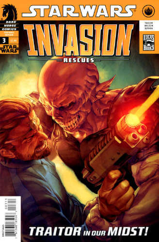 Invasion: Rescues #3