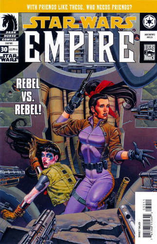 Empire #30: In the Shadows of Their Fathers, Part 2