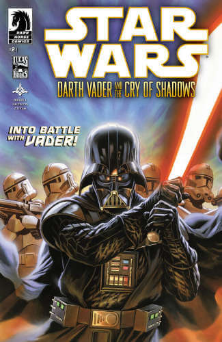 Darth Vader and the Cry of Shadows #2