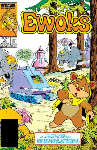 Ewoks #05: The Terrible Machine