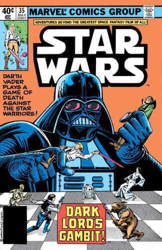Star Wars (1977) #35: Dark Lord's Gambit