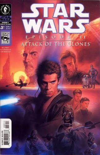 Episode II: Attack of the Clones #3