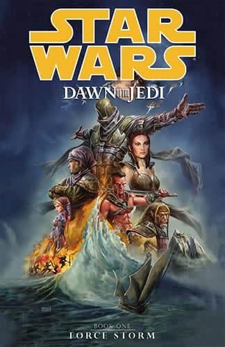Dawn of the Jedi Volume 1