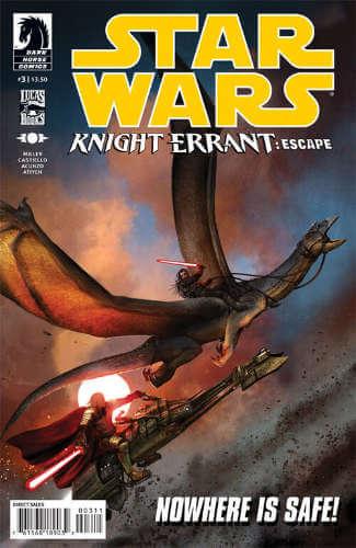 Knight Errant: Escape #3