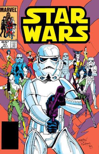Star Wars (1977) #97: Escape
