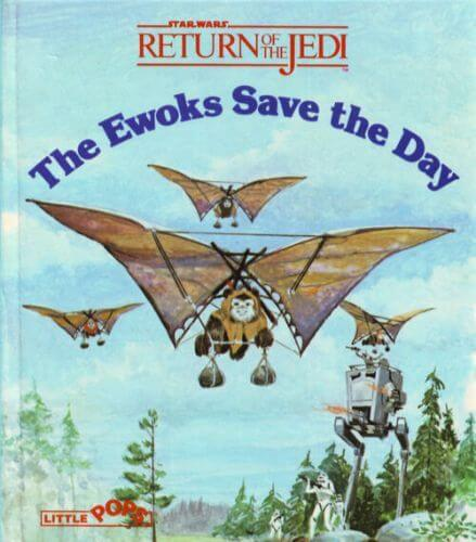 The Ewoks Save the Day